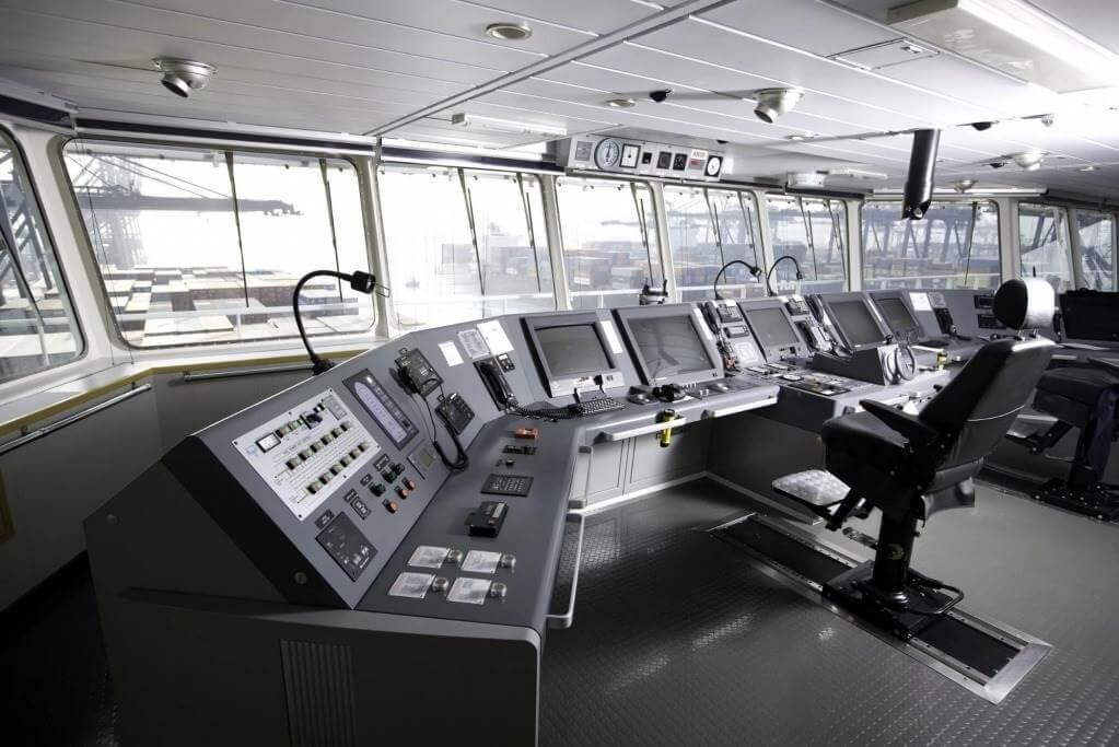 кабина корабля
